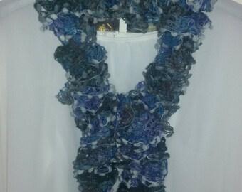 Scarf neck warmer scarf handmade gift woman