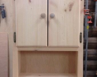 """bathroom wall medicine cabinet - 2 door TR- 6"""" Dp"""