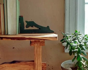 Architectural salvage corbel, salvage green wood