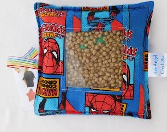 I-Spy Bag, Eye Spy, Seek and find, Montessori, Quiet Activity, Peek-a-boo bag, Sensory Toy, Quiet Toy,