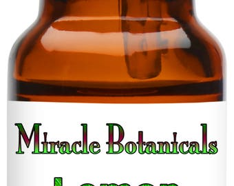 Miracle Botanicals Lemon Eucalyptus Essential Oil - 100% Pure Eucalyptus Citriodora Hook - Therapeutic Grade