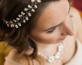 Bridal Crown Perline
