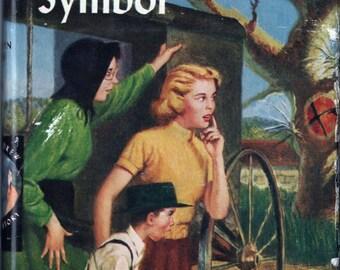 Nancy Drew Mystery Stories - The Witch Tree Symbol c.1955 w/ Dust Jacket