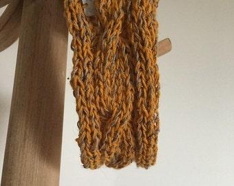 headband mustard cables