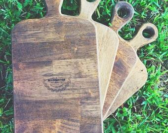 Oak Serving Plank
