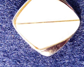 1960's Vintage Sophos Mother of Pearl Tie Tack/Pin