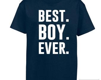 Best Boy Shirt - 603