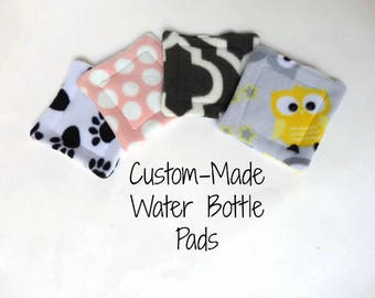 Custom Water Bottle Drip Pad - For Guinea Pigs, Hedgehogs, Rabbits, Rats, and more!