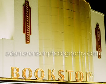 Photograph of Alabama Bookstop in Houston, Tx.