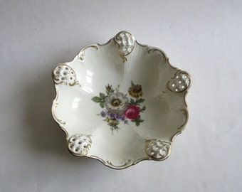 vintage Rosenthal Moliere porcelain bowl made in Germany