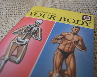 The Body. A Vintage Ladybird Book.Series 536