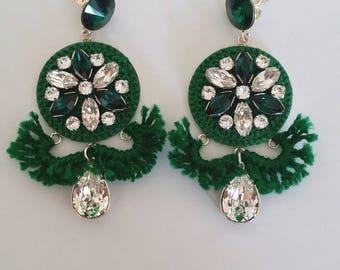 Turhan Earrings