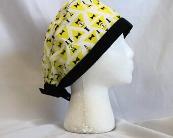 Bill Cipher Surgical Scrub Cap Dentist Vet Chemo Hat
