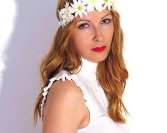 Flower Crown «Virgin»