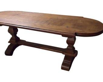 Trestle Table Etsy