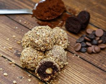 Chocolate Making Kit - Hazelnut Truffles