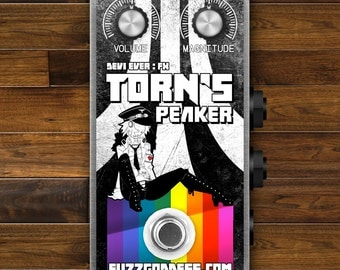 devi ever : fx - Torn's Peaker