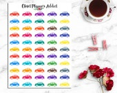 Cars Planner Stickers   Car Stickers   Driving Stickers   Transportation Stickers   Planner Icons   Appointment Reminder (I-062)