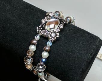 Sparkling Crystal Bracelet