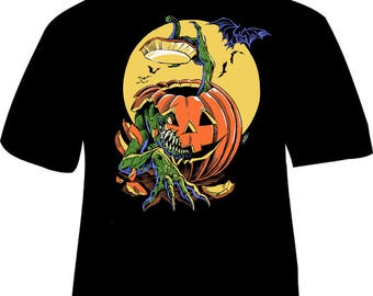 Dark Harvest! The Pumkin's Revenge!