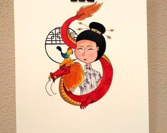 Original Work - Chinese New Year