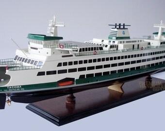Washington State - Tacoma Ferry Display Model