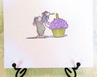 Birthday Card: Add a Greeting or Leave Blank