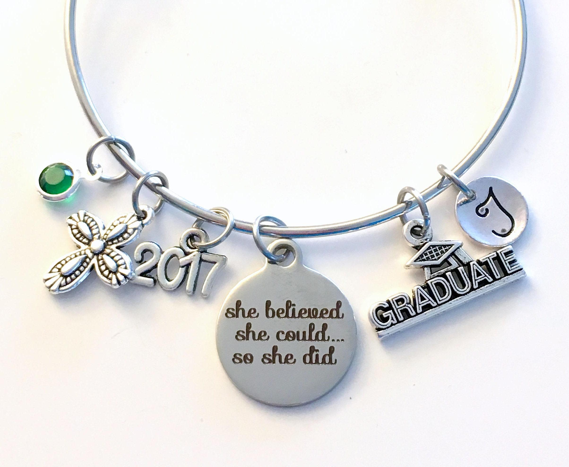 religious studies graduation bracelet 2017 2018 2016 gift