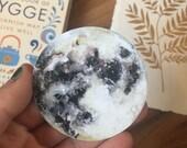 Watercolour Moon Sticker