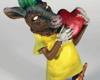 GOAT PUNK..ornament conversion by WEBBO