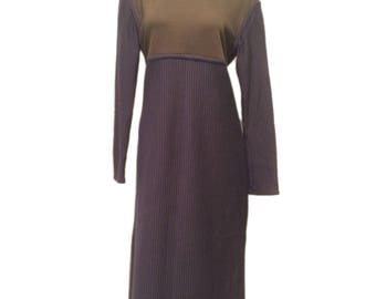 Geoffrey Beene Wool Dress
