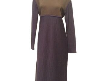 Geoffrey Beene Wool Dress