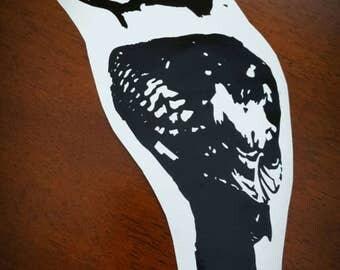 Vinyl Decal- Kookaburra