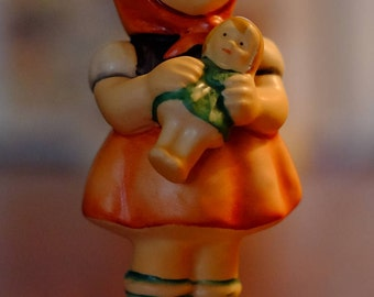 Hummel #821 Girl with Doll