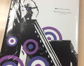 Hawkeye Omnibus, signed & sketched in by Steve Lieber