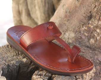 handmade sandals men slippers leather sandals greek sandals women sandals woman slippers Jerusalem sandals brown sandals