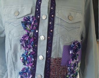 Women's Up Cycled Cord Jacket