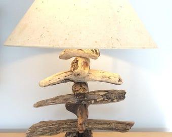 Driftwood Lamp 6