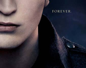"Twilight Breaking Dawn Part 2 ""A"" 11.5x17 Promo Movie POSTER"