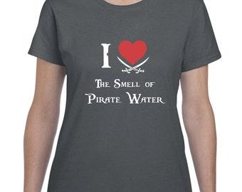 Pirate Water Tshirt
