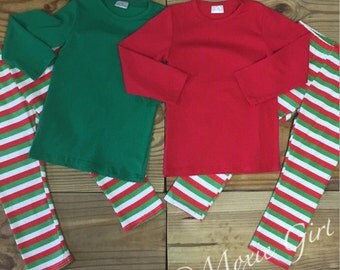 Matching Christmas Pajamas For Kids And Babies