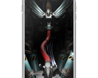Final Fantasy VII Sephiroth and Jenova iPhone Case