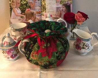Christmas tea cozy