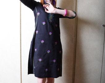 Vintage Fabindia Dress
