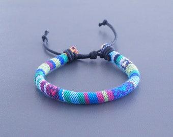 Surfer Anklet, Ankle Chain, Ankle Bracelet, beach jewellery, sailor, climber