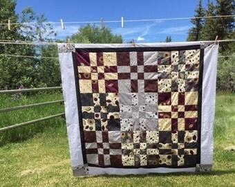Rook Square Quilt