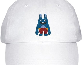 Bingo Tooth - BC Embroidered Cap