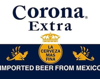 Corona Flag 3x5