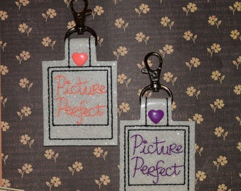 Picture Perfect Keychain