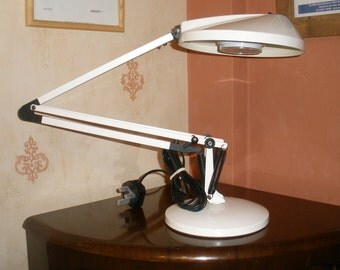 A Classic Anglepoise Lamp